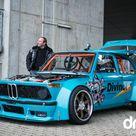 Philipp's Insane BMW 2002 V8