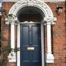 Traditional front doors  / Georgian front doors