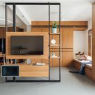 'Less is more' in this understated Surat apartment with minimal design
