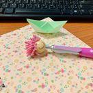 lil paper boat 🙃