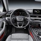 2017 Audi A4 allroad quattro   Interior, Cockpit