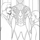 Coloring Game Avengers: Endgame 8