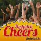 Softball Cheers