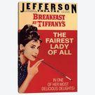 Breakfast At Tiffany's Film Poster Jefferson The...   Radio Days   iCanvas