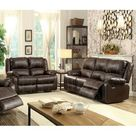Ebern Designs Living Room Set 40.0 x 81.0 x 39.0 in, Faux Leather   Wayfair Canada