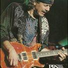 Carlos Santana Guitar