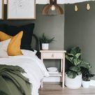 Bedroom Ceiling Modern Lamp, Wood Pendant Light Shade Brown, Ceiling Lasercut Handmade Chandelier