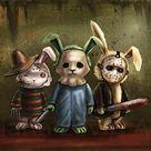 Horror Artwork