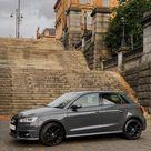 Nardo Grey Audi A1 s line