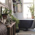 20 Bohemian Bathroom Ideas