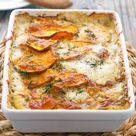 Scalloped Sweet Potatoes