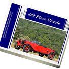 Alfa Romeo 6C 1500 Sport Zagato Spider, 1928, Red. 400 Piece Puzzle. Alfa Romeo 6C 1500 Sport Zagato Spider 1928 Red.