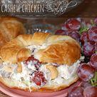 Cashew Chicken Salads