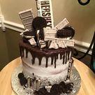 Birthday Cake Pinterest