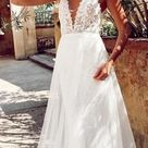 Country Style Wedding Dresses Inspiration For You