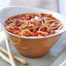 Spaghetti Soup