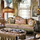 Vintage Living Rooms