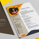 Resume Template - Web Developer (731054) | Resume Templates | Design Bundles