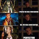 Constantine 2005 - Movie & TV
