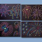 Fireworks Art