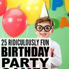 Party Places For Kids