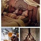 Schlafzimmer Orientalisch einrichten: Inspiration & Möbelideen