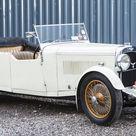 1934 Aston Martin 12/50hp '2nd Series' Standard Tourer  Chassis no. G3/297/L Engine no. A3/226