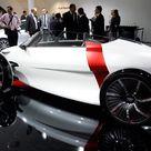 Audi Urban Concept Sportback and Spyder Concept   2011 Frankfurt Motor Show   Motor Trend