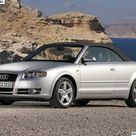 AUDI A4 CABRIOLET CABRIOLET GERMANY 2005 YEAR.