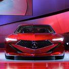 Acura Precision Concept Spices Up the 2016 Detroit Auto Show