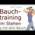 7von7❗️25 min. Bauch Training im Stehen   ohne Geräte
