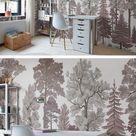Hol Dir den skandinavischen Wald ins Arbeitszimmer
