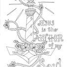 Hand Drawn Hebrews 6:19  Instant Download   Etsy