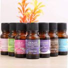 Aromatherapy Essential Oil's
