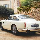 1958 Aston Martin DB4 Superleggera Series I Fastback by Touring Milano