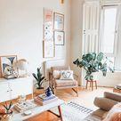 Auf diese Weise stellen Sie eine Farbpalette für Ihr Zuhause zusammen – Wohnzimmer mit …