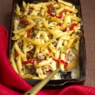 Baked Penne Pasta