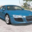 BeamNG   Audi R8 Quattro 2007   BeamNG Drive Mods Download