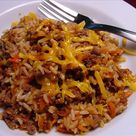 Ground Beef Rice