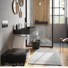 Badezimmer Industrial Style