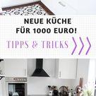 Neue Küche für 1000 Euro - DESIGN DOTS
