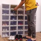 New Drawer Type Shoe Box