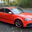 Audi A3 to RS3, 5 Door   Body Kit   04 09   Xclusive Customz