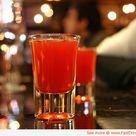 Alcohol Shot Recipes