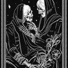 The Coolest Tarot Wallpaper For Your iPhone | Tea & Rosemary