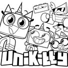 Ten Favorite Unikitty Coloring Pages for Kids - Coloring Pages