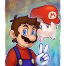 Super Mario Galaxy 2 by do-mi-sol-NO on DeviantArt