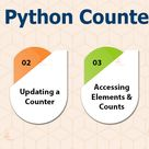 Python Counter - A class in the collections module