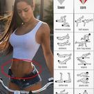 The Best Exercises for Your Lower Abs For That Slender Toned Look - GymGuider.com