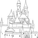 How To Draw A Medieval Castle, Step by Step, Drawing Guide, by Dawn